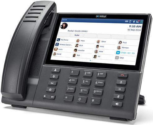 Mitel 6940 Telefon