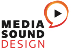 Media Sound Design Logo
