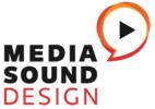 Media Sound Design Logo